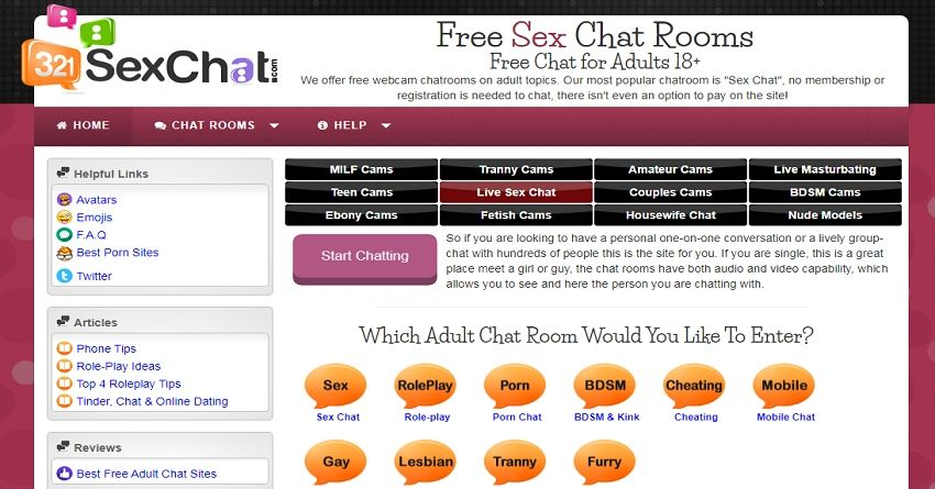 321SexChat Home