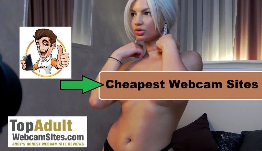 cheapest webcam sites